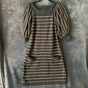 Jessica Howard Striped Dress